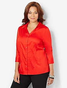 Radiance Sateen Shirt