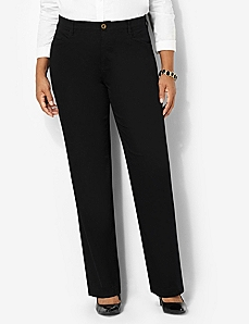 Comfort Waist Pant by CATHERINES