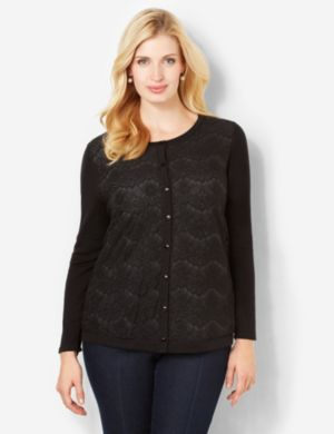 Lace Treasure Cardigan