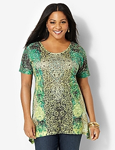 Jungle Secrets Top