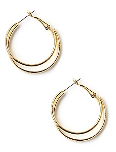 Overlay Earrings
