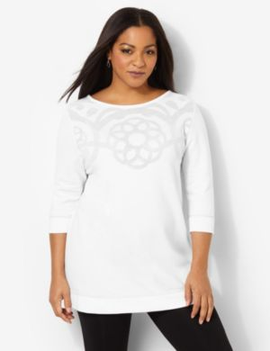 Flourish Pullover