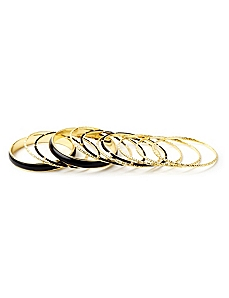 Siren Bangle Set