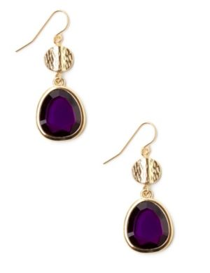 Stone Shine Earrings