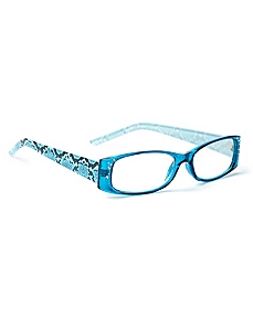 Snakeskin Reading Glasses