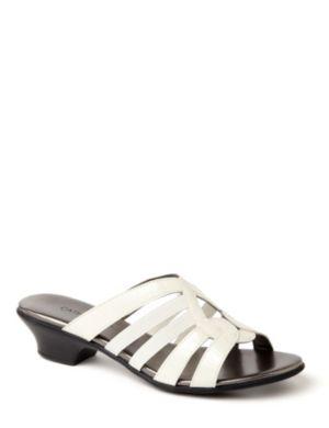 Faux Croc Sandal