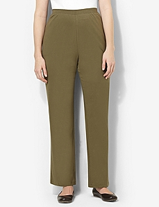Suprema Neutral Knit Pant
