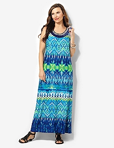 Tribal Infusion Maxi by CATHERINES