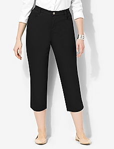 Slimmer L-Pocket Capri