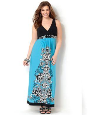 La Jolla Maxi Dress