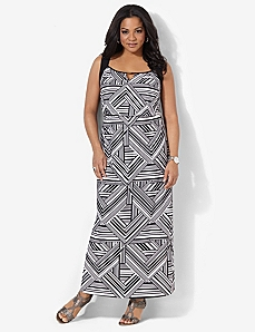 Graphic Arts Maxi by CATHERINES