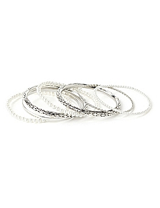 Heavenly 7-Piece Bracelet Set