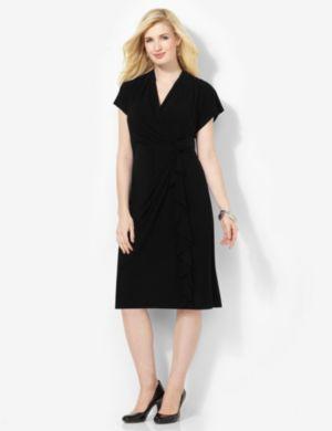 Flutter Cinched Dress