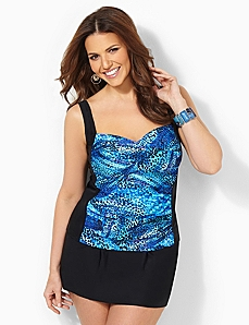Tigress Slimming Swim Tank