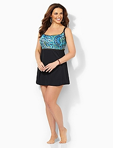 Whimsy Empire Swimdress