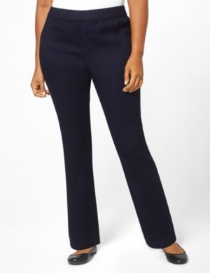 Sateen Stretch Pant