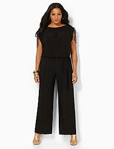 Modern Mix Jumpsuit