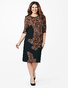 Paisley Isle Dress