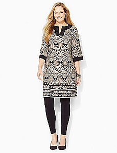 Bella Piazza Tunic Dress