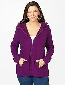 Ultra-Soft Fleece Jacket