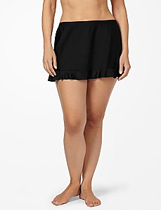 Frilled Swim Skirt