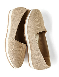 Shimmer Slip-On