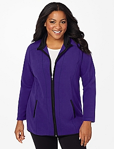 Perfect Pace Fleece Jacket