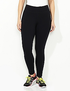 Active Leggings- Wide Waistband