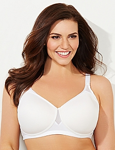 New No-Wire Comfortably Cool Bra