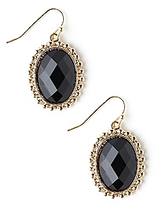 Royal Garb Drop Earrings