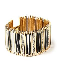 Fall In Line Bracelet