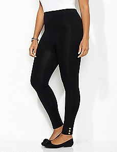 Circular Stud Legging