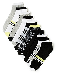 Pattern Play 10-Pack Socks
