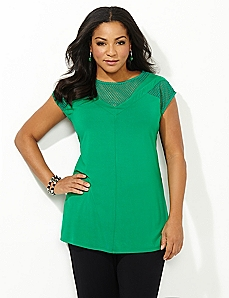 AnyWear Green Inspiration Tank