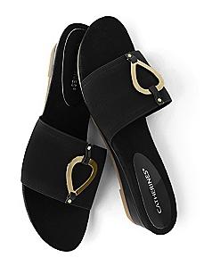 Teardrop Sandal
