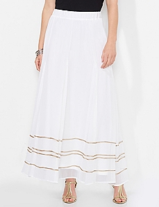 White Everything Imagined Skirt