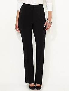 Secret Slimmer® Straight Leg Pant