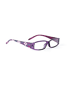 Flower Bud Reading Glasses