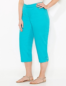 Tab Timeless Fit Capri