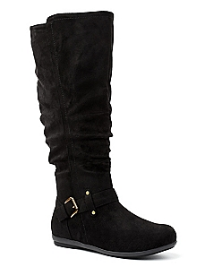 Stylish Slouch Boot