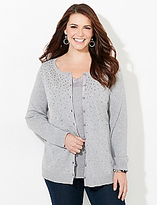 Colorshine Cardigan