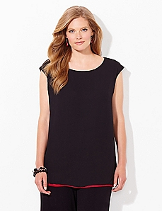 AnyWear Reversible Attitude Top
