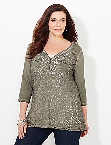 Vineyard Lace Top