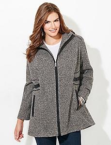 Dorset Boucle Coat