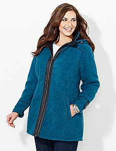 Ultra Cozy Coat