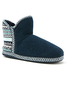 Nordic Winter Bootie Slipper