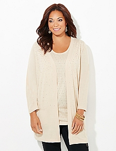 Champagne Sophisticate Cardigan