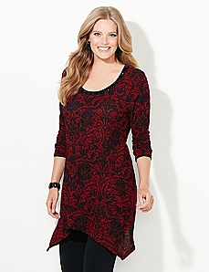 Loyalty Lace Tunic