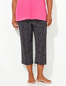 Loveable Heart Sleep Capri