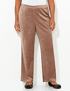 Glamour Velour Pants